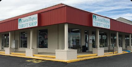 Coastal Hospice Thrift Shop opens